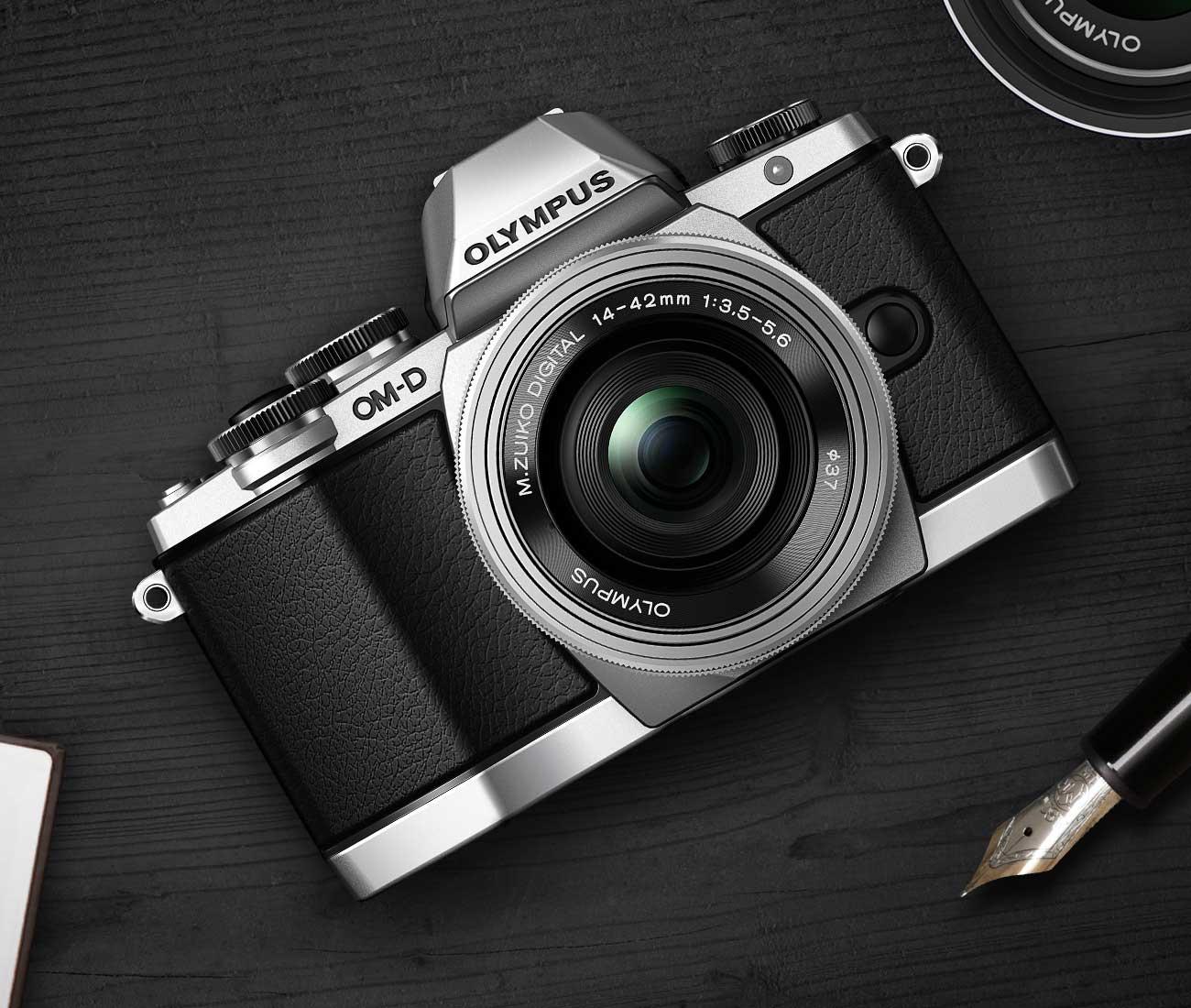 Olympus OM-D E-M10 eletta miglior Compact System Camera Entry Level