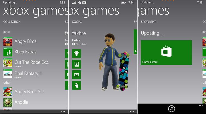 Xbox-game-hub