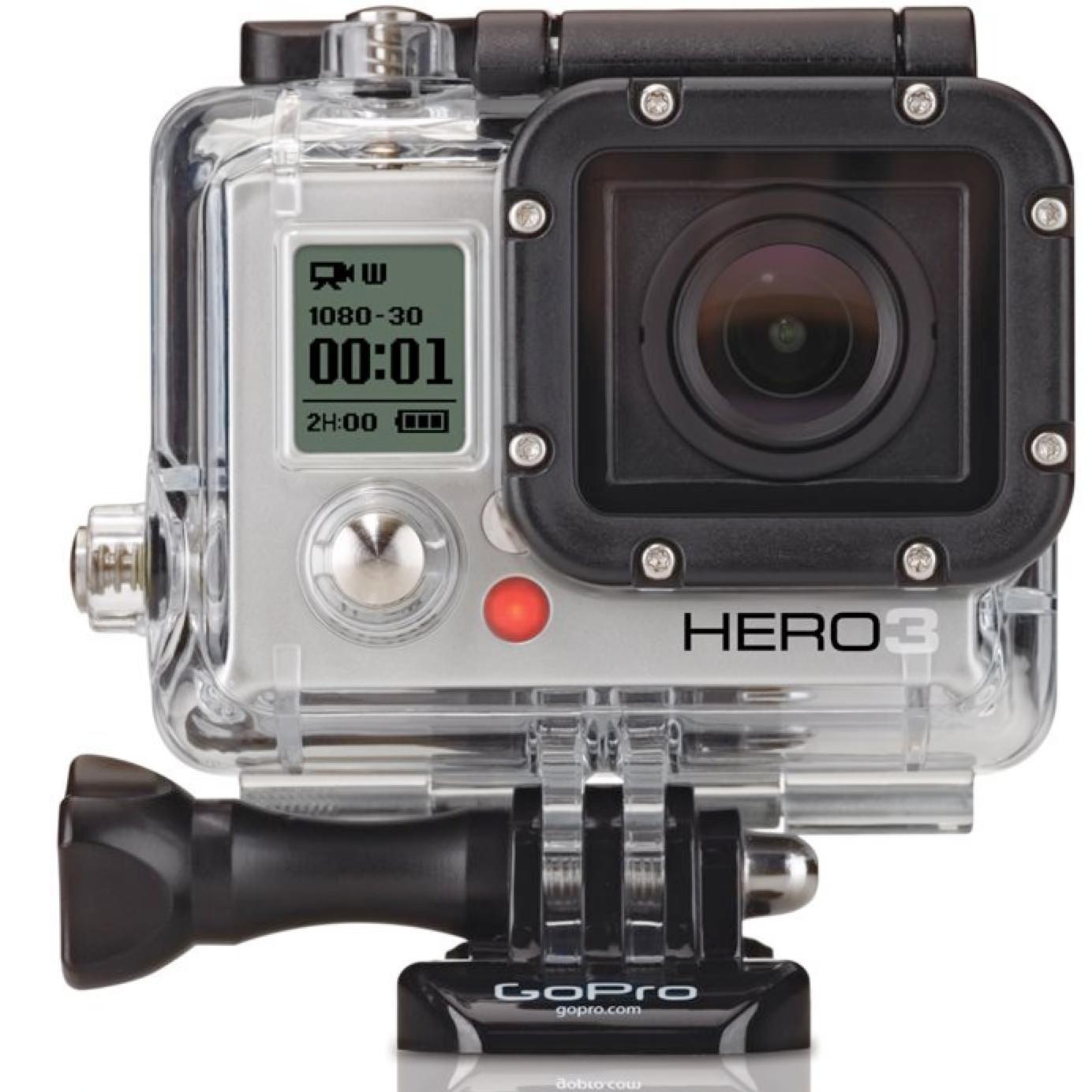 GoPro Hero3 White in sconto su Amazon: solo 201 euro