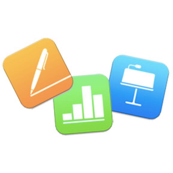 iwork per icloud icon