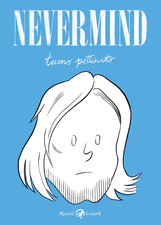Nevermind fumetto Curt Cobain