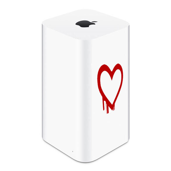how to change airport extreme password