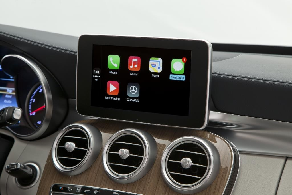 Carplay di Alpine