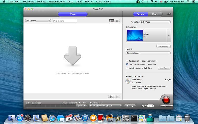 Toast DVD arriva su Mac App Store