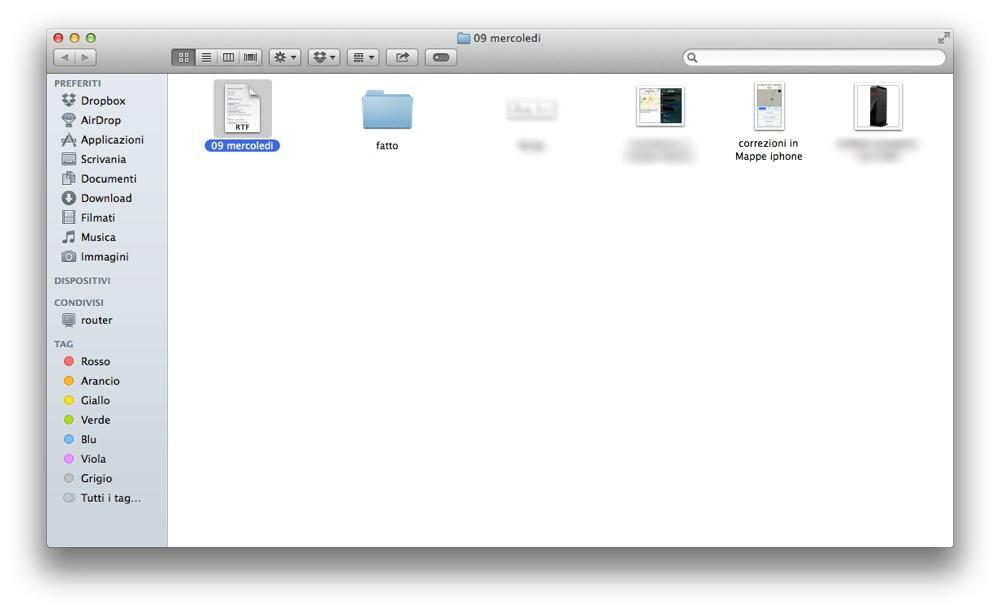 Spotlight: due scorciatoie per trovare file e cartelle su Mac in tempo zero