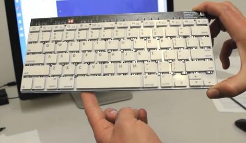 tastiera del futuro microsoft 800