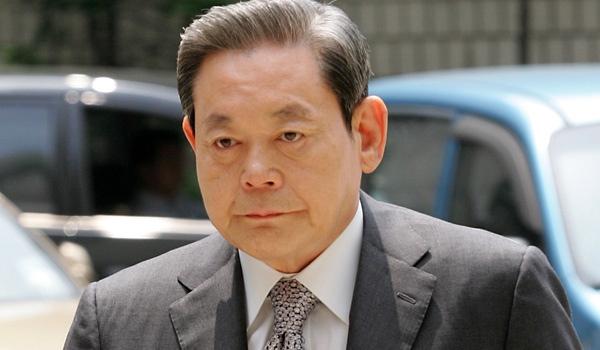 Kun-hee, il presidente di Samsung colpito da infarto