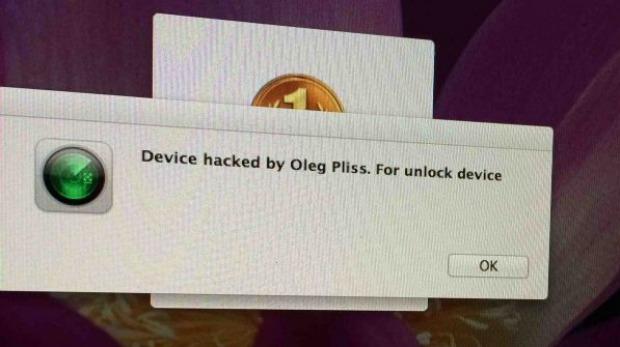 blocca iPhone