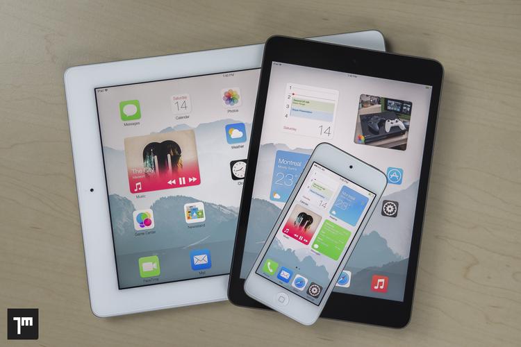 Widget su iOS 8