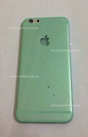 iPhone 6 tutto in alluminio