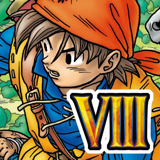 Dragon Quest VIII icon 500