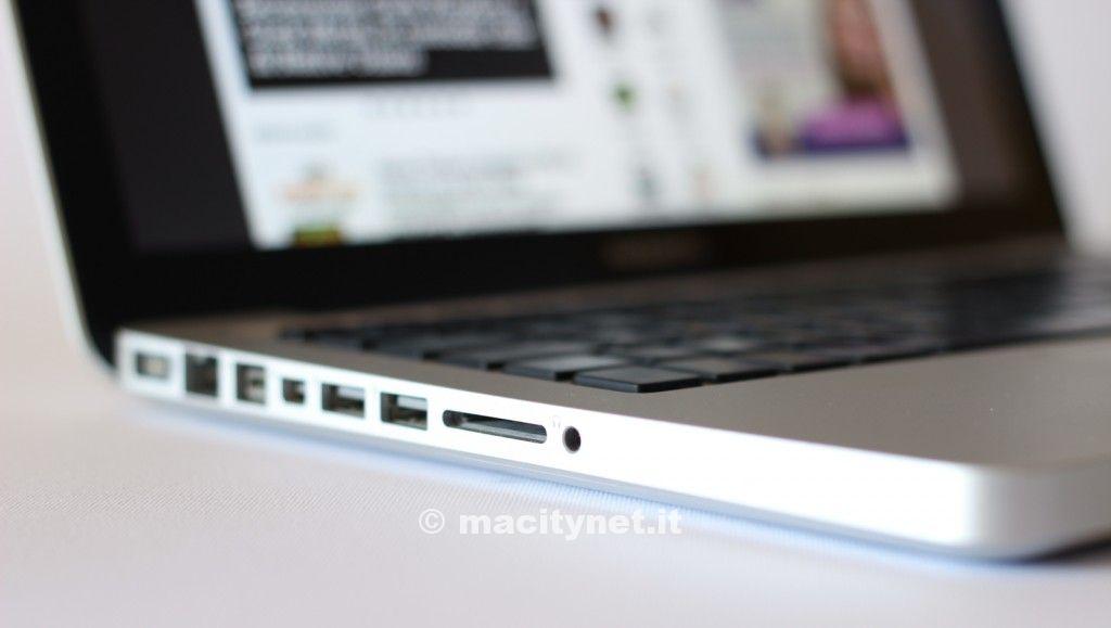 macbook pro m1x lettore