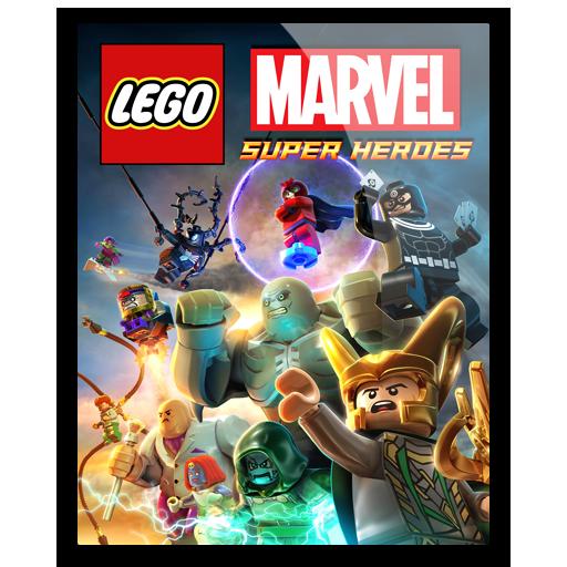 LEGO Marvel Super Heroe icon