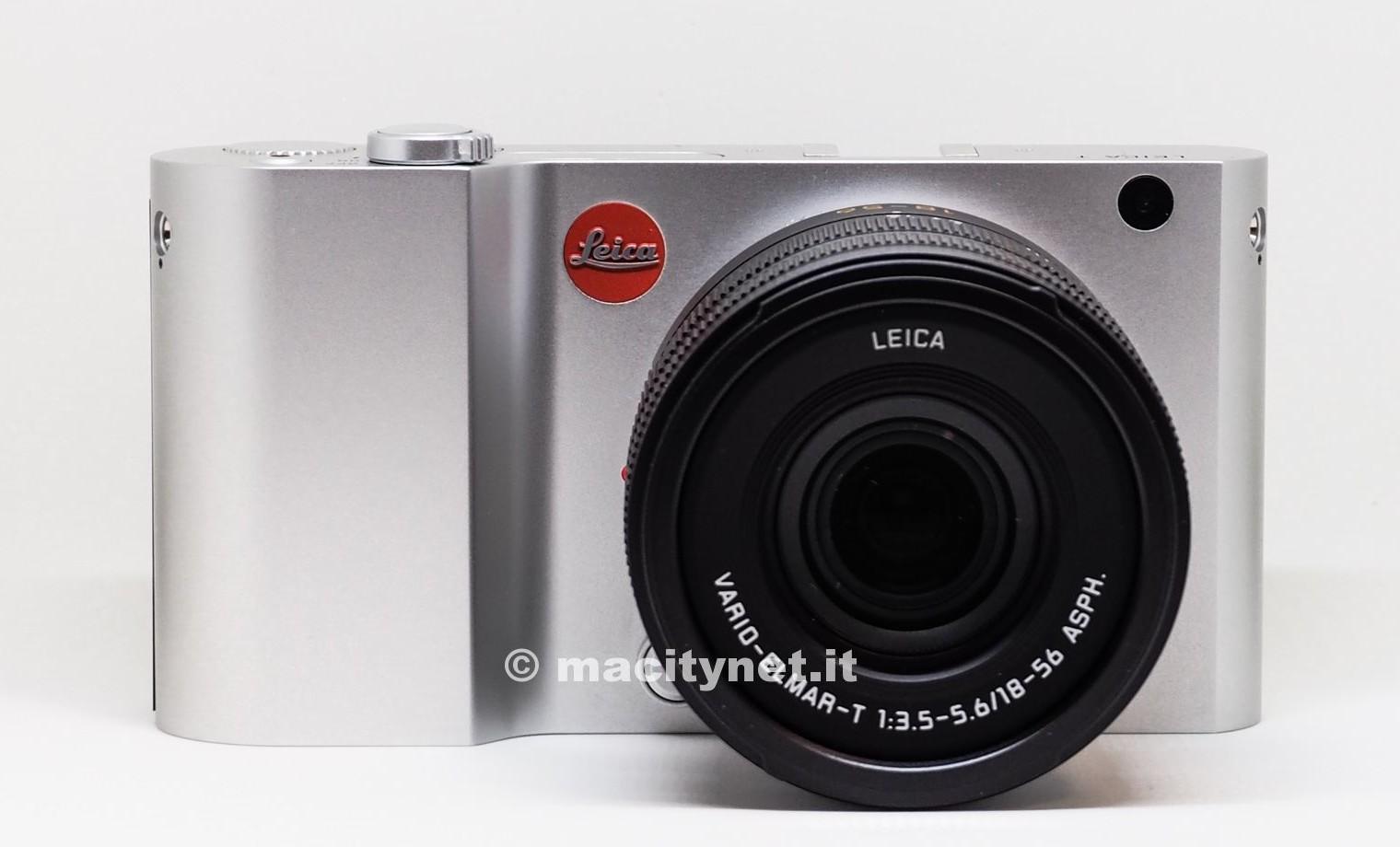 Recensione Leica T