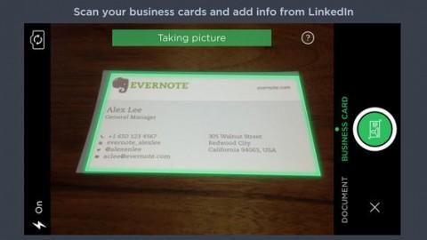 LinkedIn ed Evernote 620