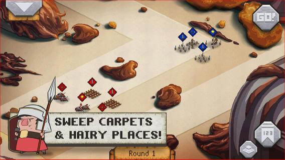 Romans in my Carpet 3