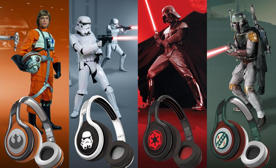 cuffie Star Wars