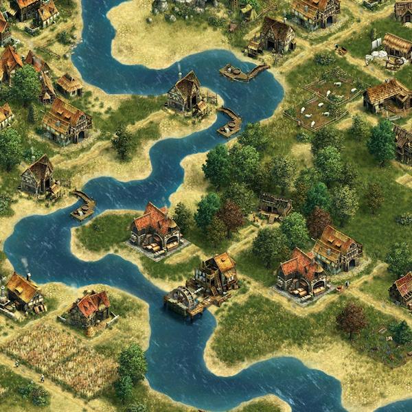 Ubisoft porterà la popolare serie strategica Anno su iPad