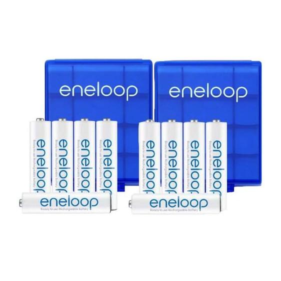 Eneloop: la migliore batteria ricaricabile al mondo, su Amazon da 22,5 euro