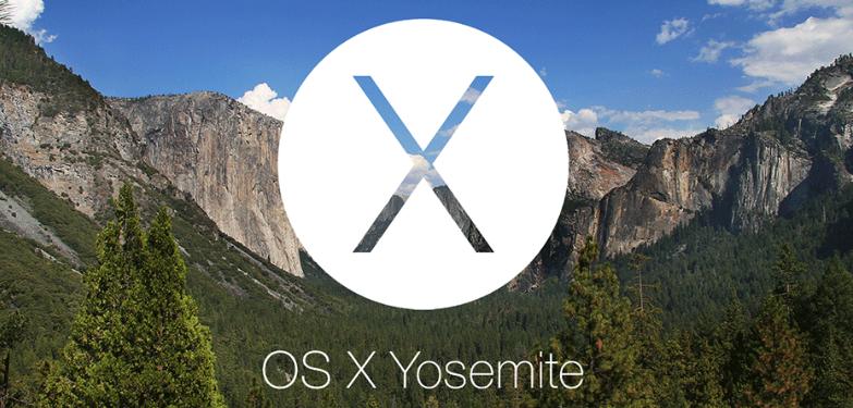 verso OS X 10.10