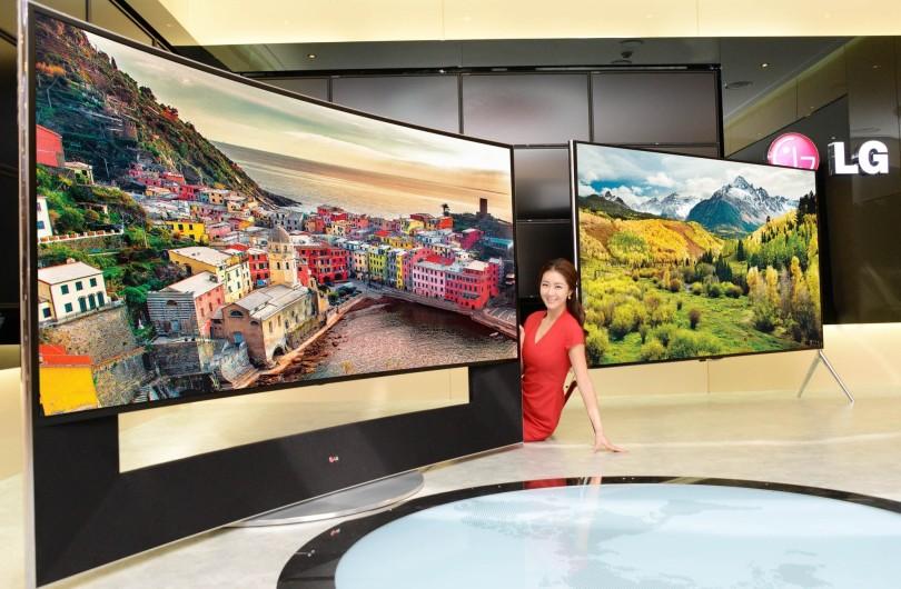 TV OLED Flessibili