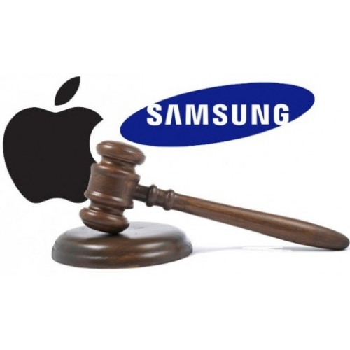 apple samsung icon 500