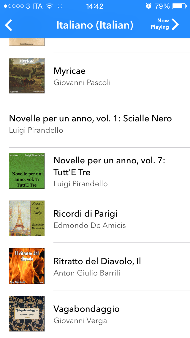 iphone libri gratis