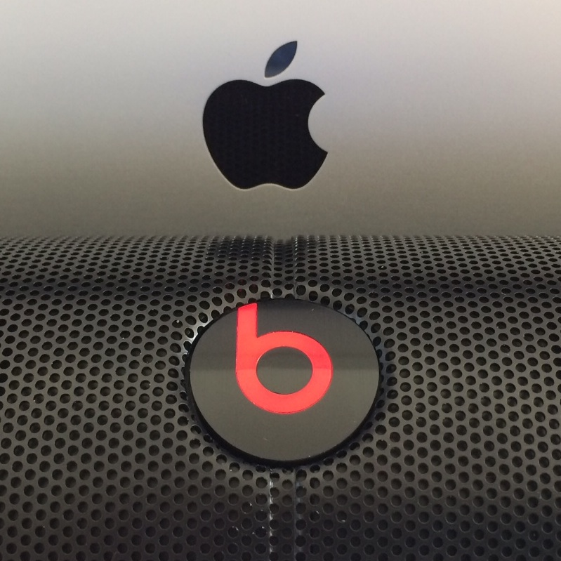 apple e beats icon