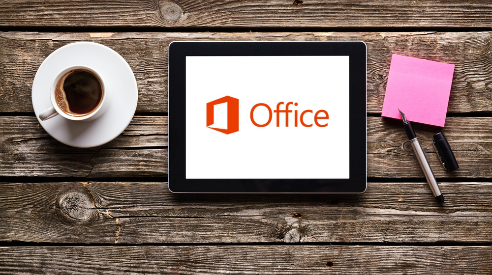Office per iPad