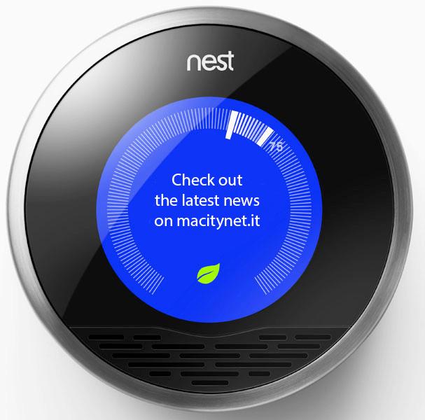 pubbllicita termostati google