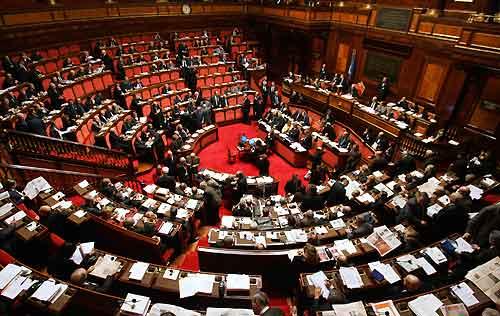 Oggi il primo hackathon alla camera app dagli open data for Oggi in parlamento