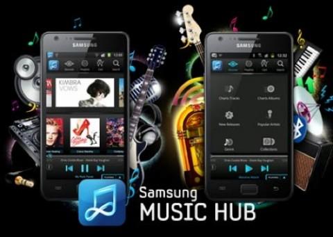 samsung music hub 500