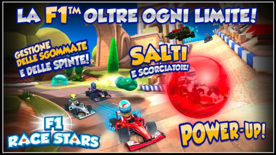 soldi e gemme infiniti e illimitati nel gioco F1 Race Stars v 1.1.1 per iPhone, iPad, iPod