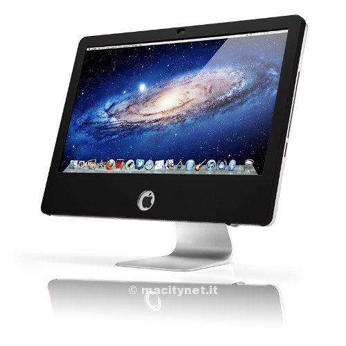 Ultime ore per lo sconto a 96 euro di Zorro Macsk, la cornice che fa l'iMac dispositivo touch