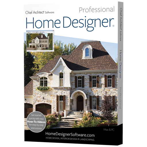 Home Designer Suite 2012 By Chief Architect