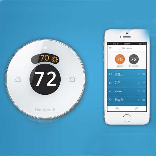 Honeywell Lyric, il termostato concorrente di Nest ...