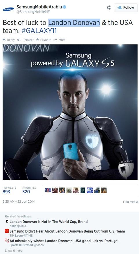 LandonDonovan.Samsung.oops