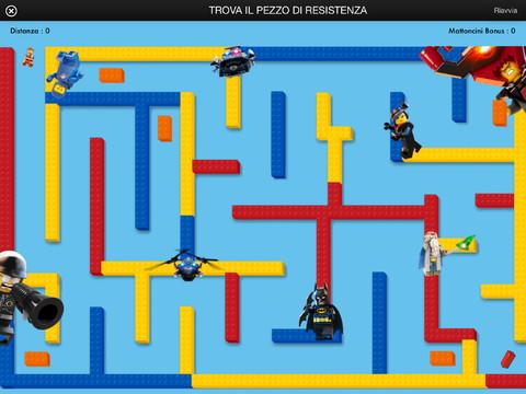 Libro interattivo Lego Movie3