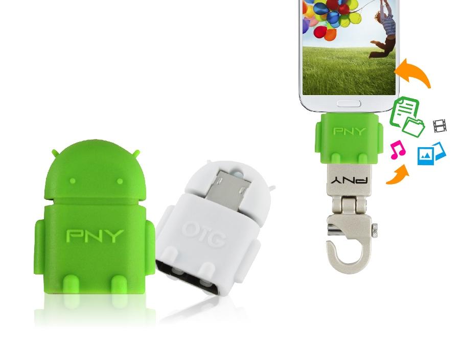 Adattatore microUSB-USB