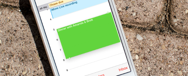 modificare rapidamente un evento nel Calendario