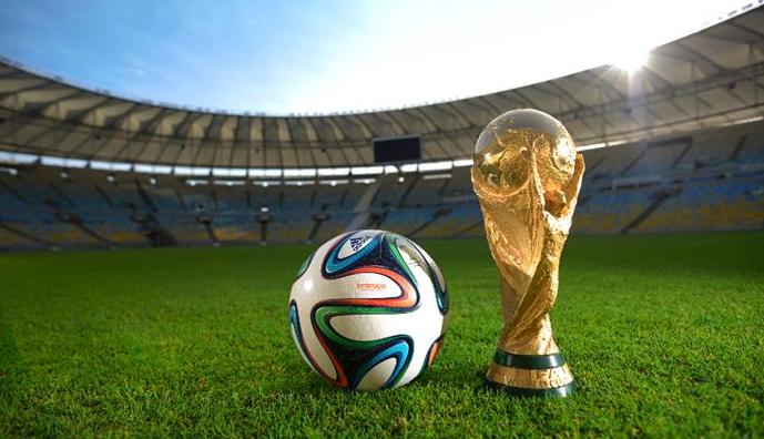 mondiali di calcio su iPhone