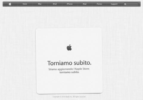 Apple Store chiusi