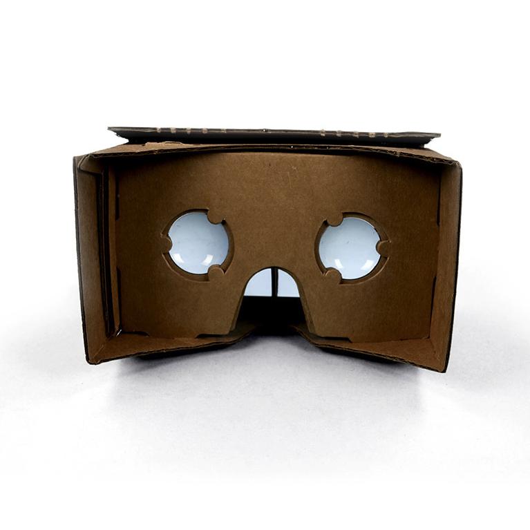 Visore VR fai-da-te