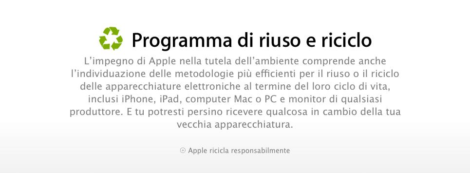 Programma Riuso & Riciclo