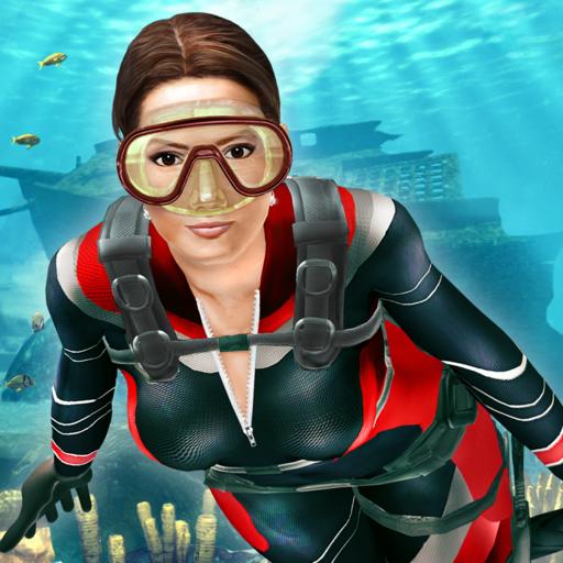Scuba Diver Adventures icon