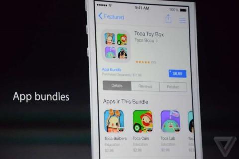 app store app bundle wwdc 2014