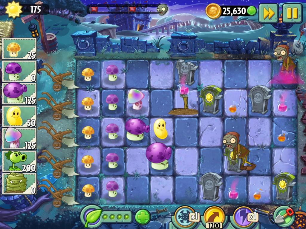 Dark Age Plants Vs Zombies 2