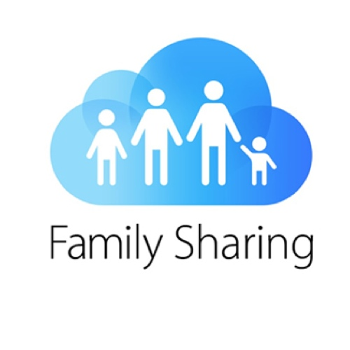 family sharing icon 500