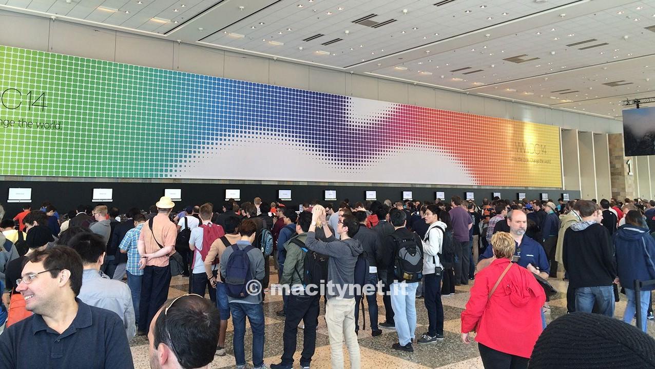 sviluppatori in arrivo a WWDC 2014