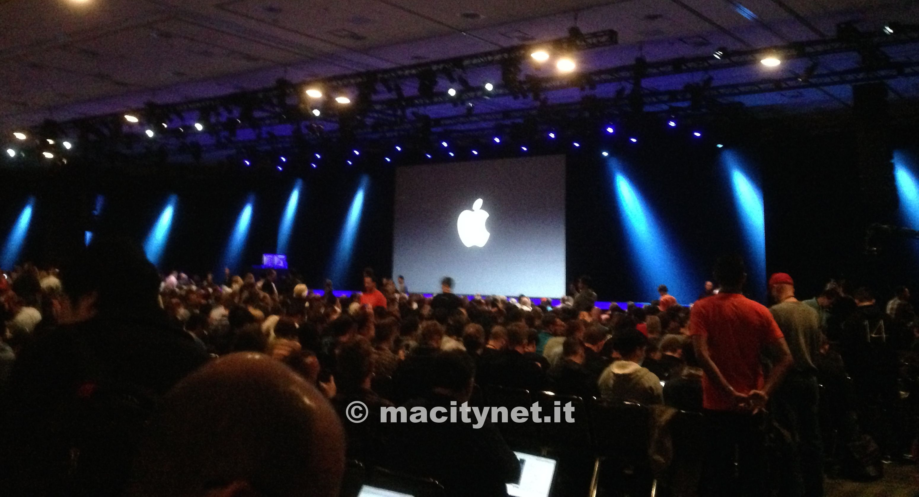 Tutto il keynote WWDC 2014 minuto per minuto